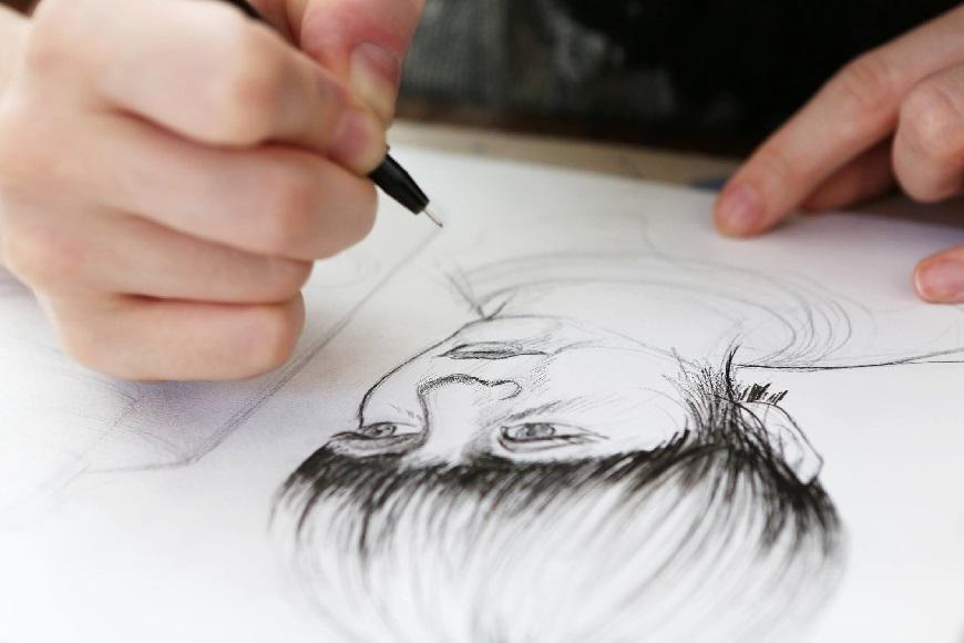 Come fare un ritratto a matita realistico