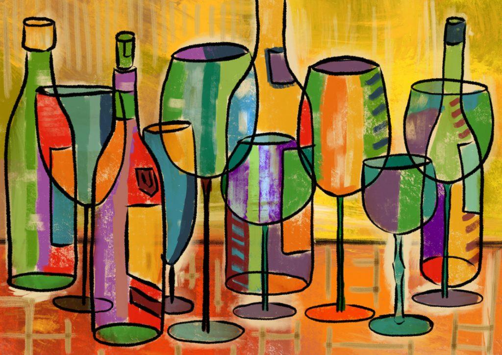 quadri cubisti