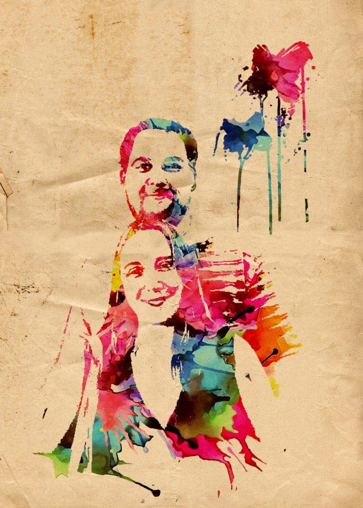 ritratto coppia